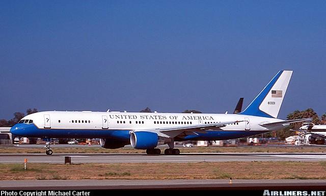 Boeing C32A